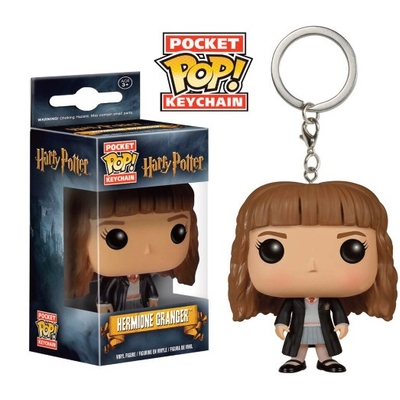 Porte-clés Harry Potter Pocket POP! Hermione Granger 4cm