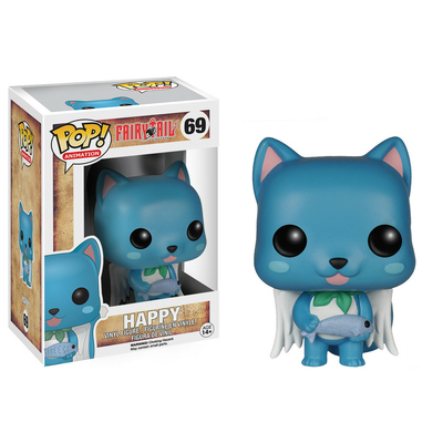 Figurine Fairy Tail Funko POP! Happy 9cm