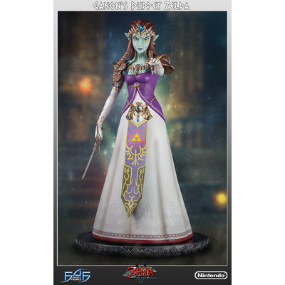 Statue Legend of Zelda Twilight Princess Zelda Ganon's Puppet 38cm