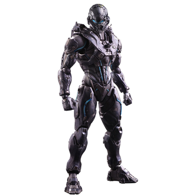 Figurine Halo 5 Guardians Play Arts Kai Spartan Locke 27cm