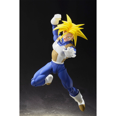 Figurine Dragon Ball Z SH Figuarts Trunks Super Saiyan 14cm