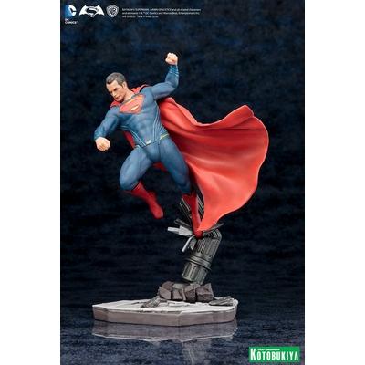 Statuette Batman vs Superman ARTFX+ Superman 25cm