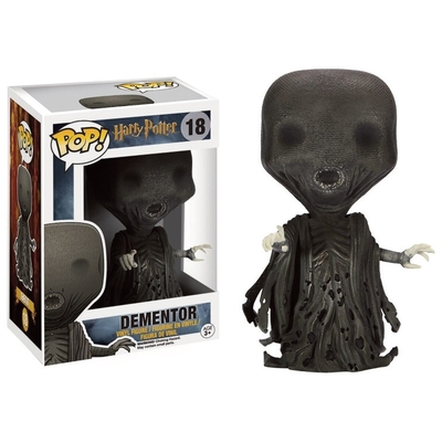 Figurine Harry Potter Funko POP! Dementor 9cm
