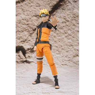 Figurine Naruto Uzumaki Sage Mode S.H.Figuarts 14cm
