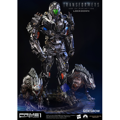 Statuette Transformers L´Age de l´extinction Lockdown 63cm