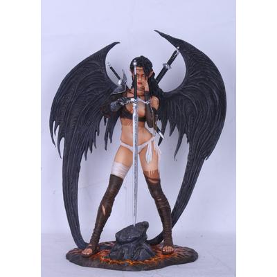 Statuette Fantasy Figure Gallery Dark Elf