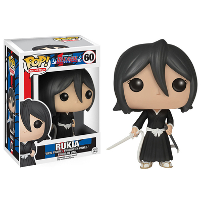 Figurine Bleach Funko POP! Rukia 9 cm