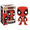 Figurine Marvel Comics Funko POP! Deadpool Two Swords 10cm 1001 Figurines