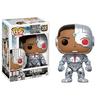 Figurine Justice League Movie Funko POP! Cyborg 9cm 1001 Figurines