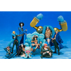 Figurine One Piece Figuarts Zero 20Th Diorama 3 Brook 21 cm 1001 Figurines 5