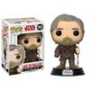 Figurine Star Wars Episode VIII Funko POP! Bobble Head Luke Skywalker 9cm 1001 Figurines