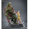 Statue One Punch Man Saitama HQS Tsume 60cm 1001 Figurines 2