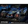 Diorama Batman Arkham Knight Batmobile 1970 Skin Version 66cm 1001 FIGURINES
