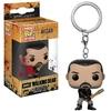 Porte-clés The Walking Dead Funko POP! Negan 4cm 1001 Figurines