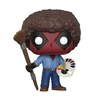 Figurine Deadpool Parody Funko POP! Deadpool 70s with Afro 9cm 1001 Figurines