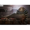 Figurine Star Wars Episode VI Jabba the Hutt & Throne Deluxe 34cm 1001 Figurines