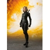 Figurine Avengers Infinity War S.H. Figuarts Black Widow & Tamashii Effect Explosion 15cm 1001 Figurines