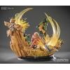 Statue DBZ Krillin Chap 0 Des guerriers terrifiés HQS by TSUME 1001 Figurines 9