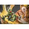 Statue DBZ Krillin Chap 0 Des guerriers terrifiés HQS by TSUME 1001 Figurines 12