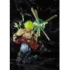 Figurine Dragon Ball Z Broly Super Saiyan S.H. Figuarts Zero Burning Battle 32cm 1001 Figurines 1