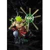 Figurine Dragon Ball Z Broly Super Saiyan S.H. Figuarts Zero Burning Battle 32cm 1001 Figurines 3