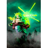 Figurine Dragon Ball Z Broly Super Saiyan S.H. Figuarts Zero Burning Battle 32cm 1001 Figurines 6