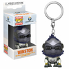 Porte-clés Overwatch Pocket POP! Winston 4cm  1001 Figurines