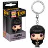 Porte-clés Elvira maîtresse des ténèbres Pocket POP! Elvira 4cm 1001 Figurines
