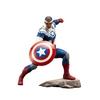 Statuette Marvel Comics ARTFX+ Captain America (Sam Wilson) 19cm 1001 Figurines