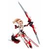 Figurine Megami Device Chaos & Pretty Plastic Model Kit Asra Archer 14cm 1001 Figurines