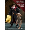Pack 2 figurines Harry Potter Real Master Series Harry & Dobby 16-23cm 1001 Figurines