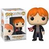 Figurine Harry Potter Funko POP! Ron with Howler 9cm 1001 Figurines