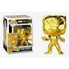 Figurine Marvel Studios 10 Funko POP! Marvel Black Panther Chrome 9cm 1001 Figurines
