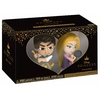 Pack Disney Princess Mystery Mini Funko Flynn & Rapunzel 6cm 1001 figurines 1