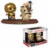 Pack 2 Funko POP! Star Wars Movie Moments Bobble Head C-3PO on Throne 9cm 1001 Figurines
