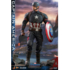 Figurine Avengers Endgame Movie Masterpiece Captain America 31cm 1001 Figurines