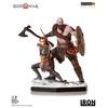 Statuette God of War Deluxe Art Scale Kratos & Atreus 20cm 1001 figurines (1)