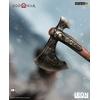 Statuette God of War Deluxe Art Scale Kratos & Atreus 20cm 1001 figurines (9)
