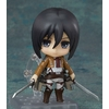 Figurine Nendoroid Attack on Titan Mikasa Ackerman 10cm 1001 Figurines (2)