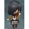Figurine Nendoroid Attack on Titan Mikasa Ackerman 10cm 1001 Figurines (4)