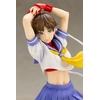 Statuette Street Fighter Bishoujo Sakura Round 2 - 22cm 1001 Figurines  (8)