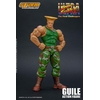 Figurine Ultra Street Fighter II The Final Challengers Guile 16cm 1001 Figurines (1)