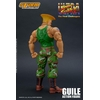 Figurine Ultra Street Fighter II The Final Challengers Guile 16cm 1001 Figurines (2)