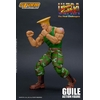 Figurine Ultra Street Fighter II The Final Challengers Guile 16cm 1001 Figurines (3)