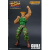 Figurine Ultra Street Fighter II The Final Challengers Guile 16cm 1001 Figurines (6)