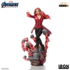 Statuette Avengers Endgame BDS Art Scale Scarlet Witch 21cm 1001 Figurines (1)