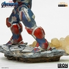 Statuette Avengers Endgame BDS Art Scale Iron Patriot & Rocket 28cm 1001 Figurines (6)