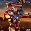 Statuette Avengers Endgame BDS Art Scale Iron Patriot & Rocket 28cm 1001 Figurines (11)