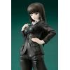 Statuette Girls und Panzer das Finale Shiho Nishizumi 24cm 1001 Figurines (8)