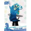 Diorama Disney Summer Series D-Stage Stitch Surf 15cm 1001 figurines (3)